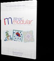 Wings' modular 6 box